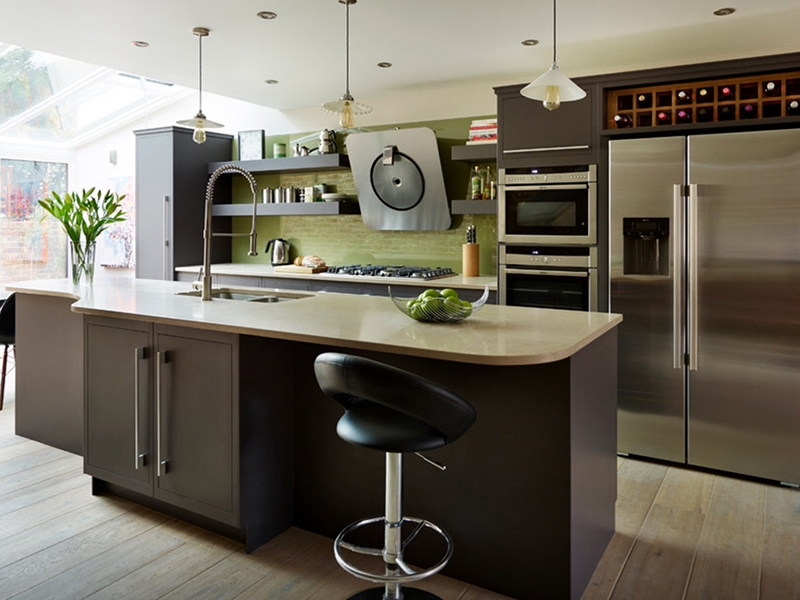 What you need to know about the kitchen work triangle for Kitchen work triangle