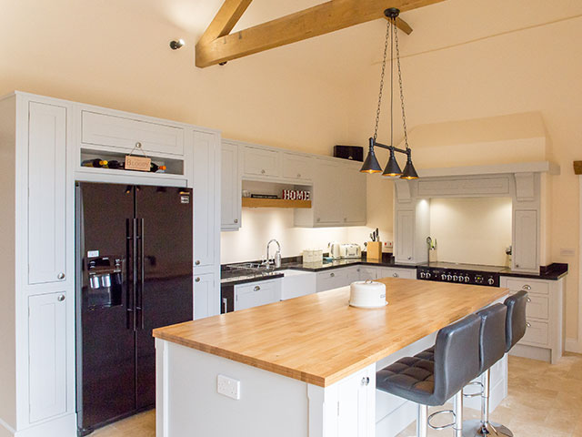 Converted Barn Kitchen
